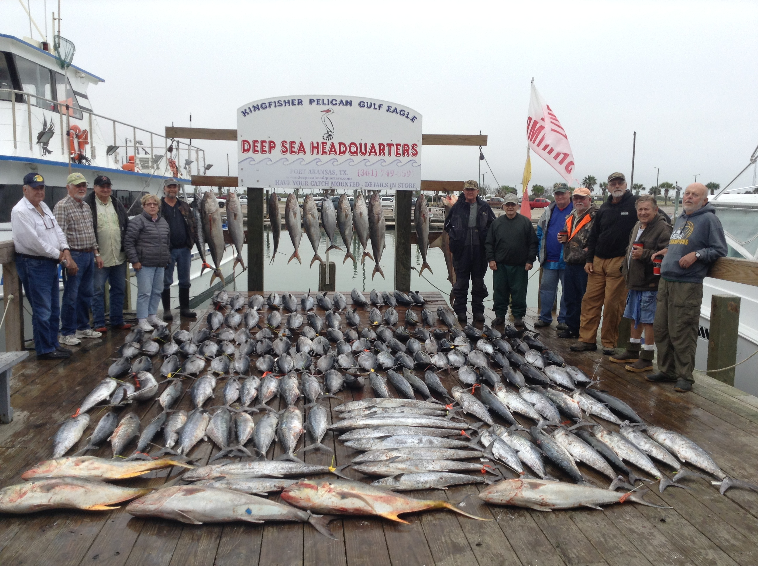 port aransas fishing report 01 08 2016