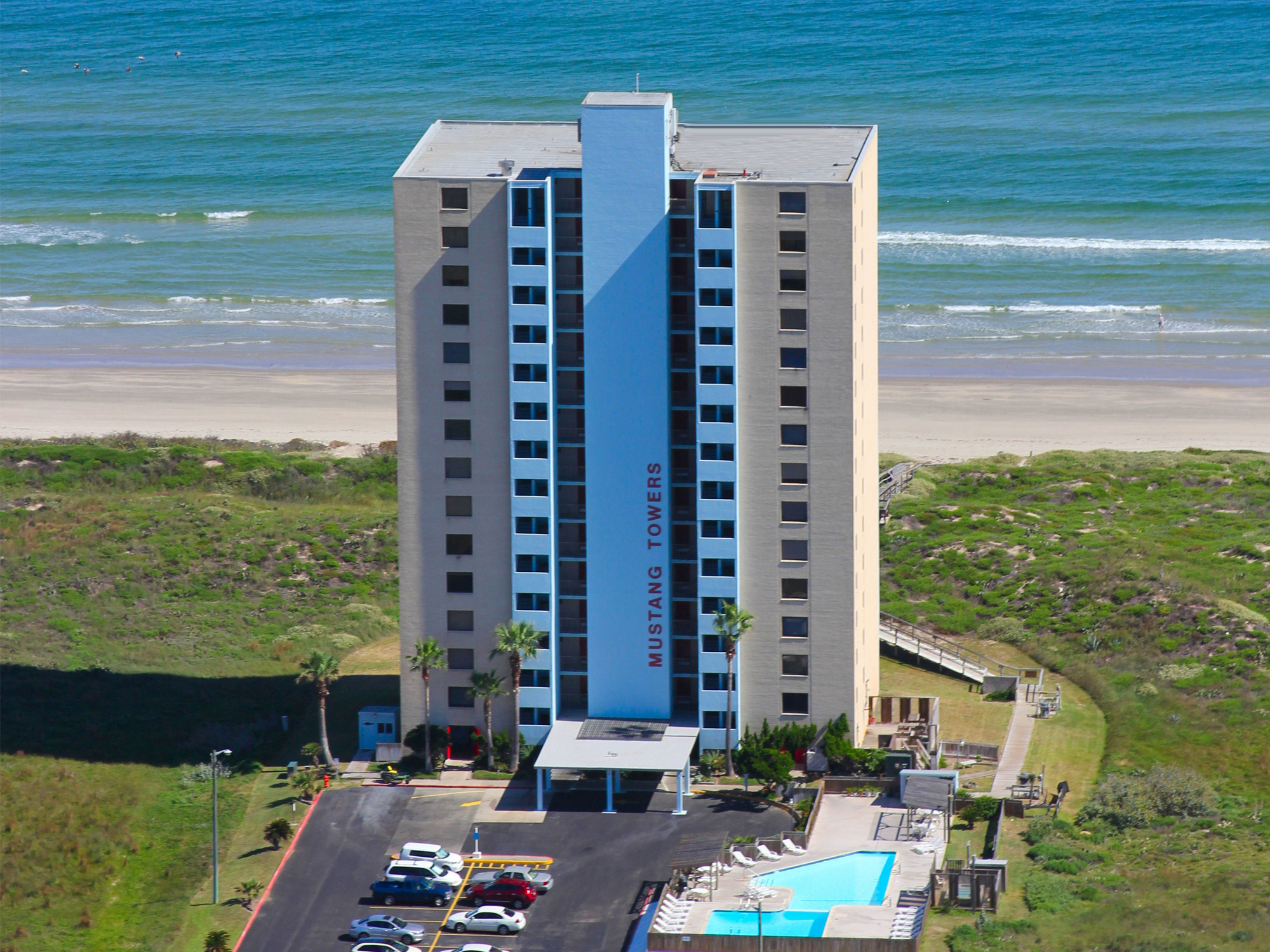 Port Aransas Beachfront Resorts