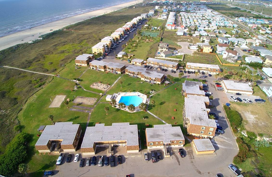Island retreat i ii port aransas resorts portaransas for Port a texas
