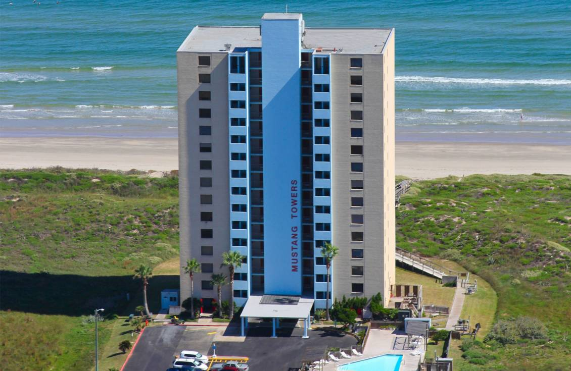 Mustang Towers6109 Hwy 361 Port Aransas Tx 78373